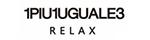 1PIU1UGUALE3 RELAX